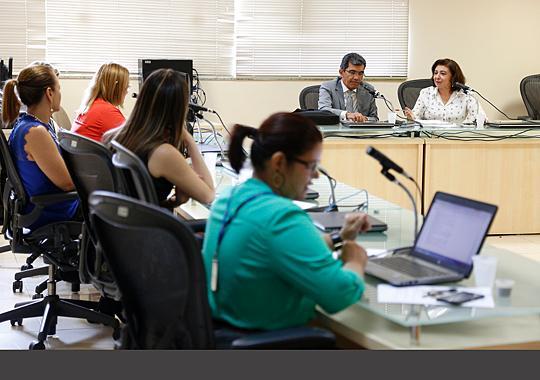 Detalhes para a realização do programa foram discutidos em reunião no TJPA