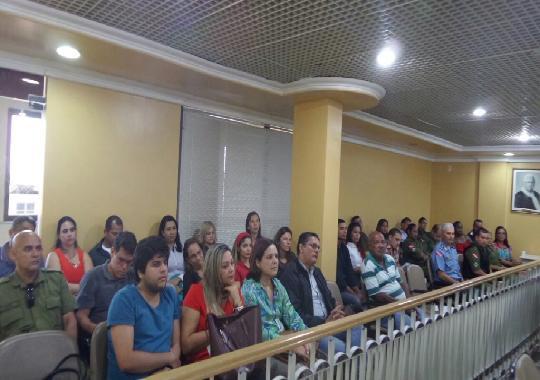Curso capacitou 60 agentes para atender mulheres (Foto: TJPA)