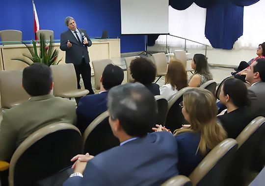 614033 Presidente continuara visita tecnica em Paragominas - Presidente do Tribunal de Justiça faz visita técnica a Paragominas
